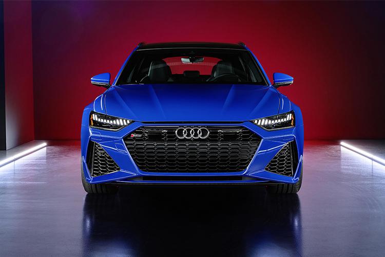 Audi RS 6 Avant Tribute Edition vagoneta de alto rendimiento