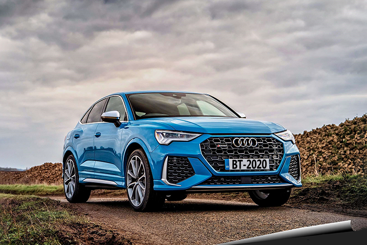 Audi RS Q3 tecnologia