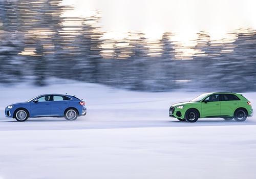 Audi RS Q3 y Sportback desempeño