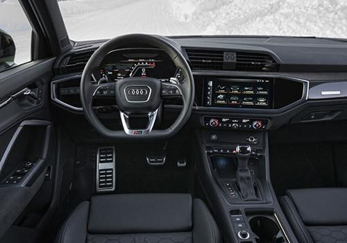 Audi RS Q3 y Sportback pantalla táctil