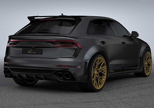 Audi RS Q8 by Lumma Design carrocería