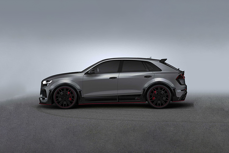 Audi RS Q8 by Lumma Design mas deportivo