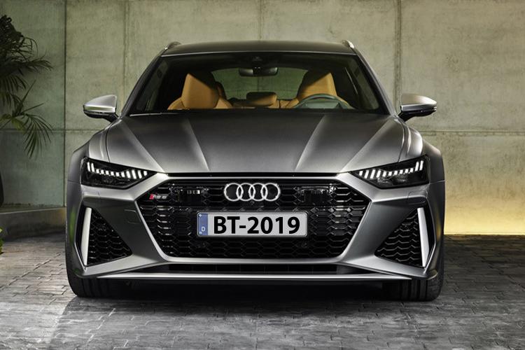 Audi RS6 Avant vagoneta faros