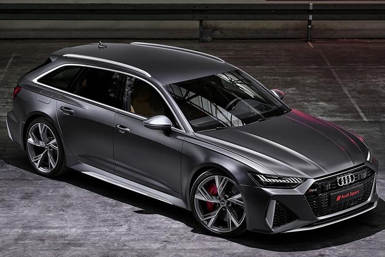 Audi RS6 Avant vagoneta innovaciones