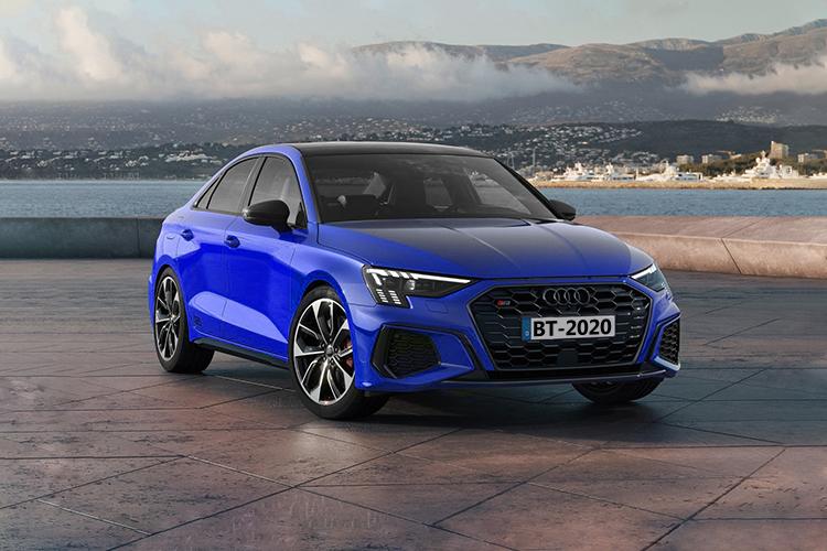 Audi S3 2021 disponibilidad