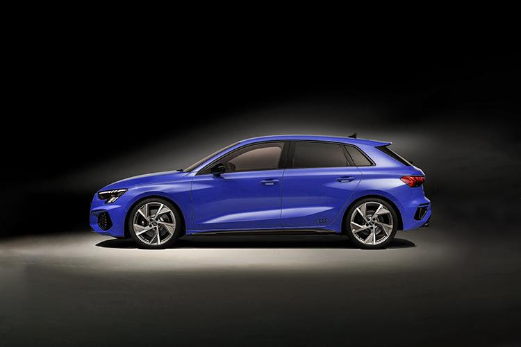 Audi S3 2021 dos carrocerías disponibles