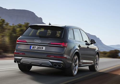 Audi SQ7 híbrido nueva tecnología