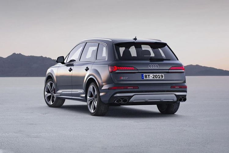 Audi SQ7 híbrido SUV