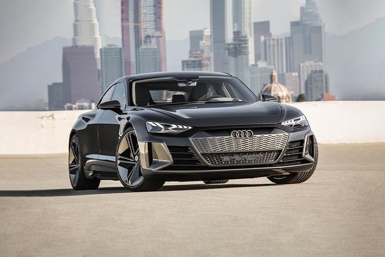 Audi e-tron GT RS carrocería