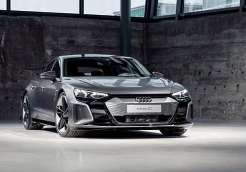 Audi e-tron GT nuevos modelos 2021 diseño tecnologia equipamiento