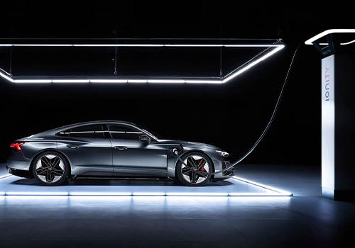 Audi e-tron GT ofrece el máximo desempeño carrocería modelos diseños