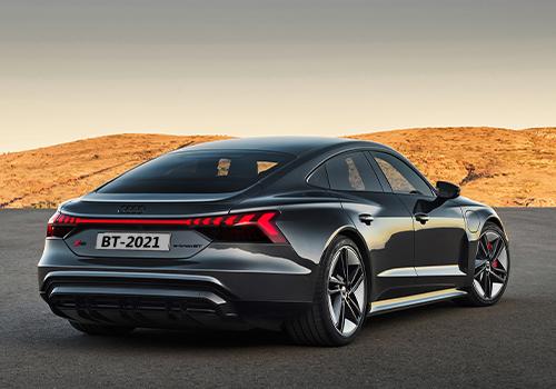 Audi e-tron GT ofrece el máximo desempeño modelos innovaciones potencia máxima