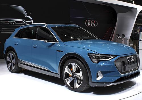 Audi e-tron vehiculo electrico más seguro del mundo ecologico