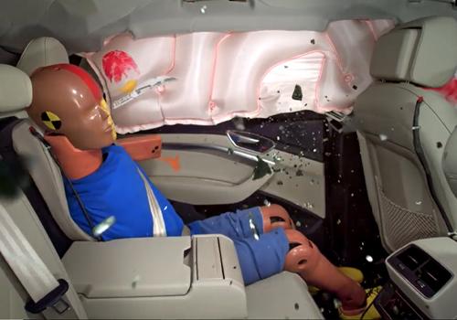 Audi e-tron vehiculo electrico más seguro del mundo velocidad rendimiento potencia