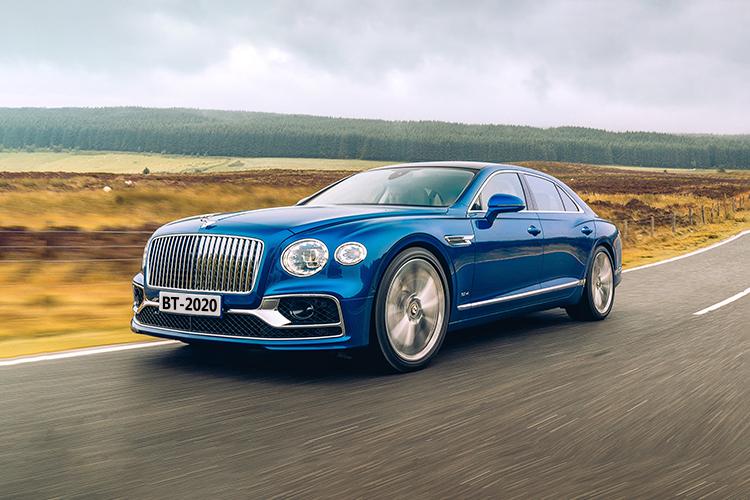 Audi podria dirigir Bentley - carrocería