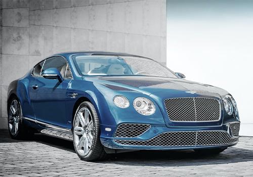 dirigir Bentley - modelos disponibles