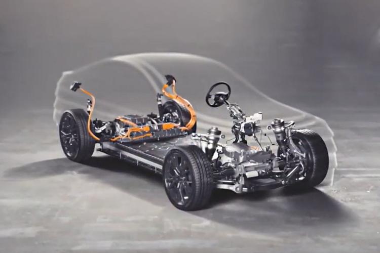 Audi podria dirigir Bentley - plataforma eléctricos desarrollada por Audi con Porsche