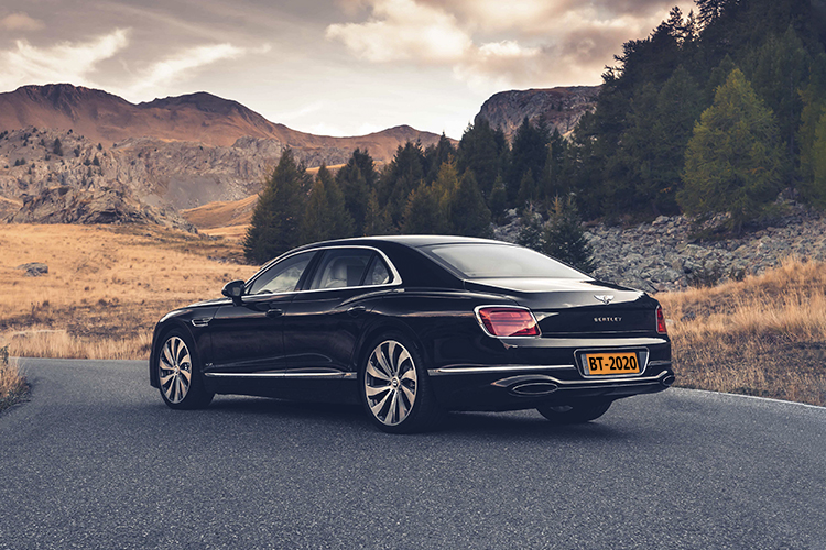 Audi podria dirigir Bentley - plataforma eléctricos