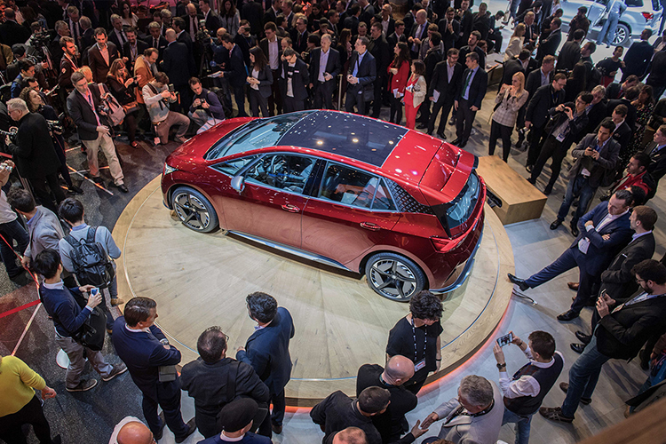 Auto Show de Ginebra 2021 cancelado tras encuesta a marcas