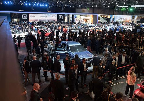 Auto Show de Ginebra 2021 ha sido cancelado coronavirus