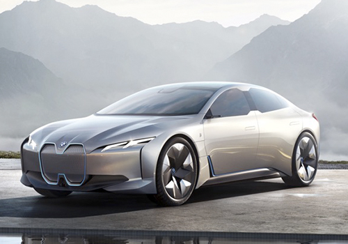 Auto Show de Ginebra cancelado_BMW i4 Concept