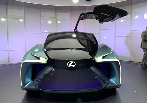 cancelado_Lexus LF-30 Concept