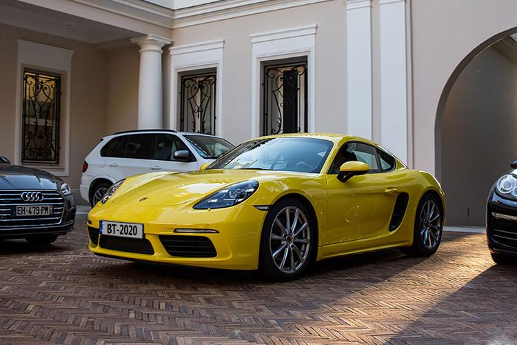 Auto Show de Ginebra cancelado_Porsche 718 Cayman