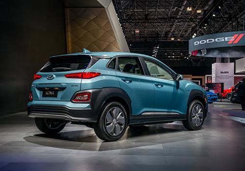 Auto Show de Nueva York 2020 vehiculos