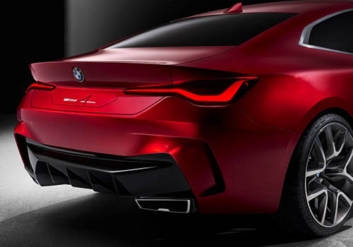 BMW Concept 4 concept car innovaciones