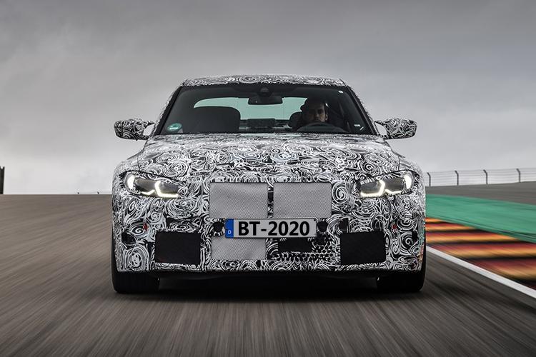 BMW M3 berlina y M4 Coupé diseño