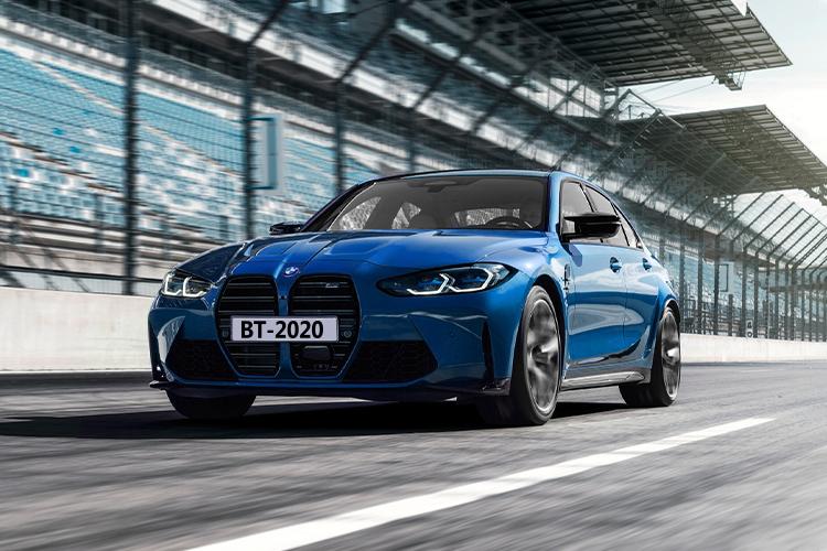 BMW M3 y M4 2021 potencia de hasta 510 hp