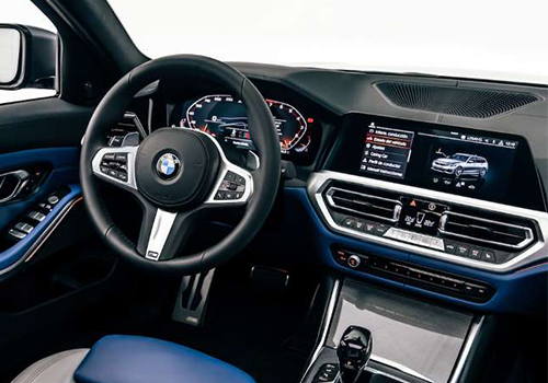 BMW M340i xDrive Touring First Edition asientos confort