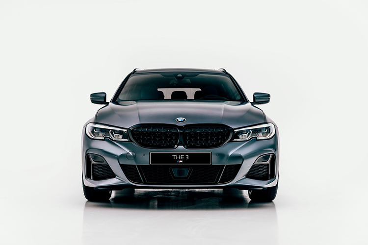 BMW M340i xDrive Touring First Edition tecnología