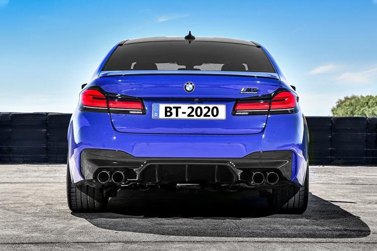 BMW M5 2021 carrocería
