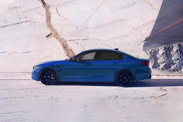 BMW M5 2021 modelos