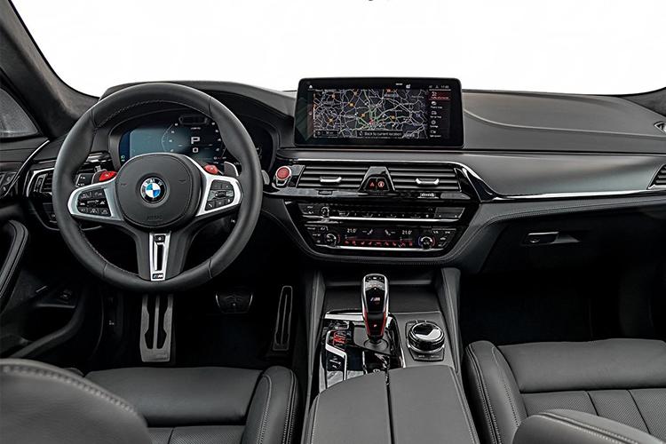 BMW M5 2021 rediseñado