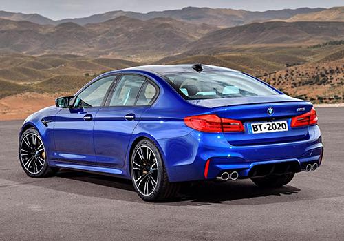 BMW M5 2024 nueva tecnología