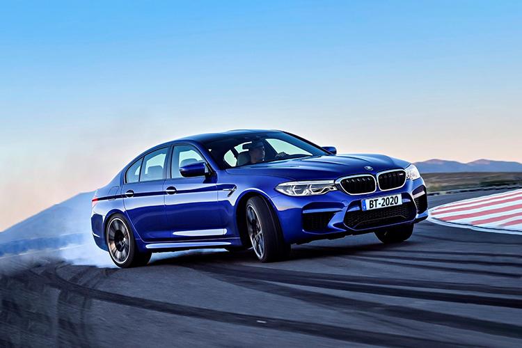 BMW M5 2024 nuevas variantes