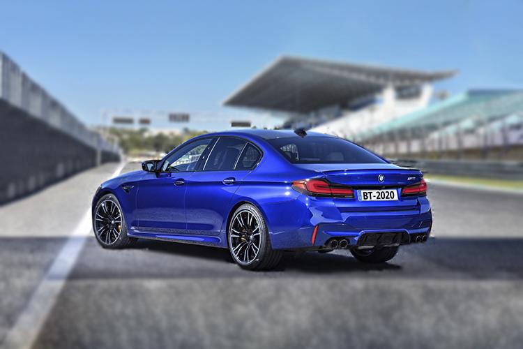 BMW M5 2024