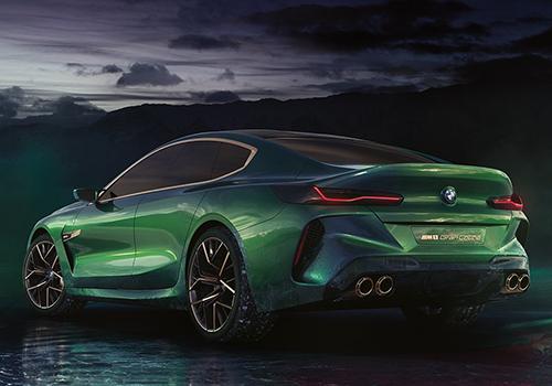 BMW M8 Gran Coupé de 4 puertas