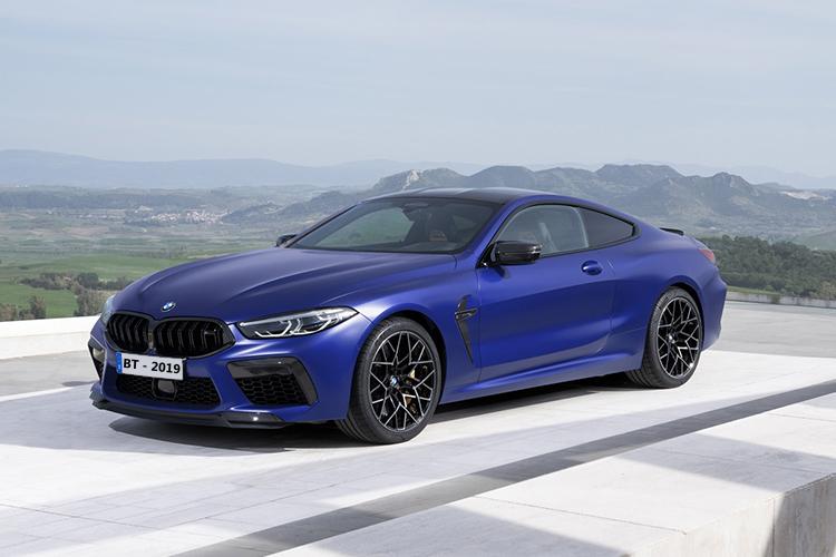 BMW M8 vehiculo mas lujoso de la marca