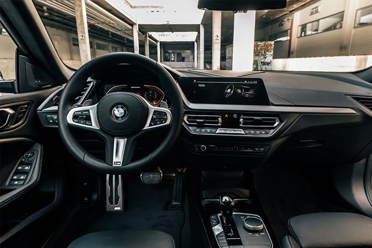 BMW Serie 2 Gran Coupé Black Shadow sistema de infoentretenimiento
