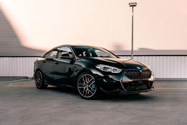 BMW Serie 2 Gran Coupé Black Shadow