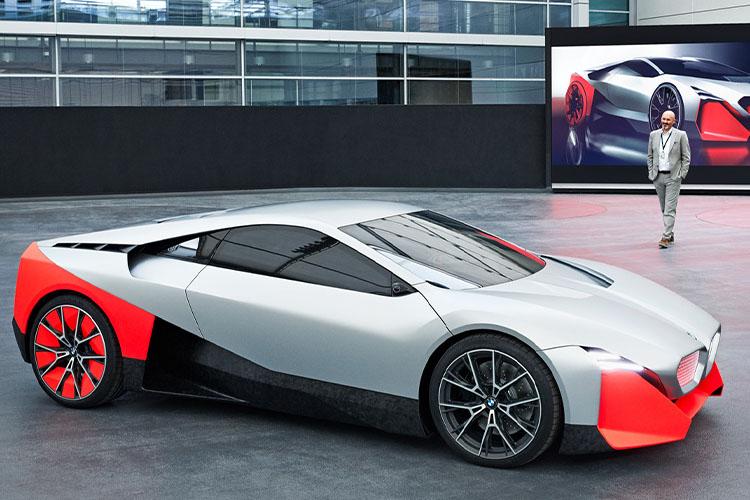 BMW Vision M Next máxima tecnología