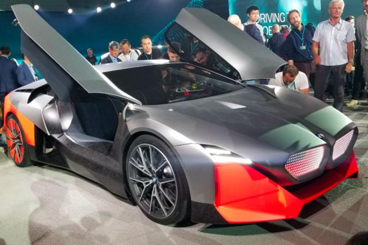 BMW Vision M Next vehiculo prototipo