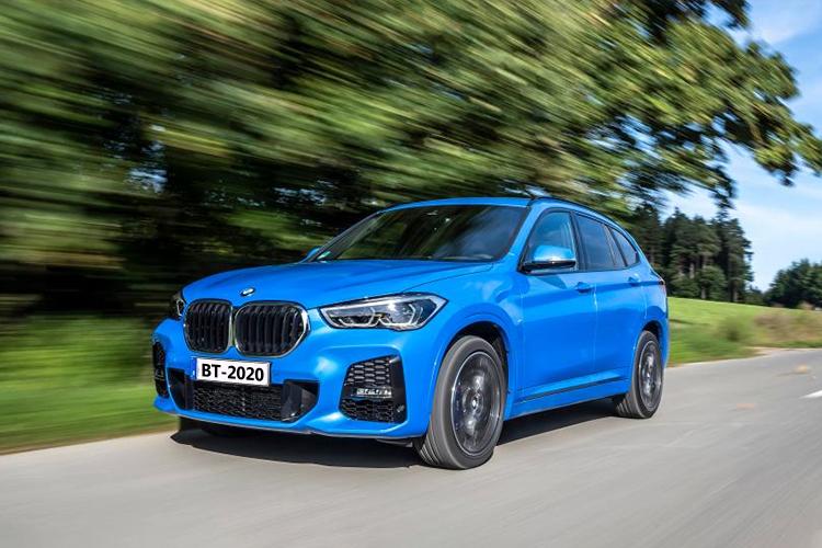 BMW X1 2021 descuentos Buen Fin 2020