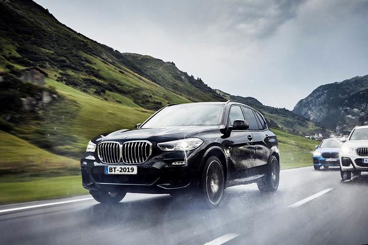 BMW X3 xDrive 30e Tecnologia