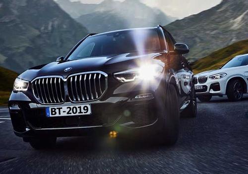 BMW X3 xDrive 30e modelo app