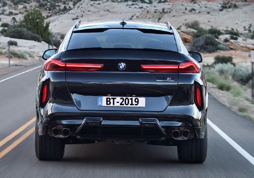 BMW X6 M motor