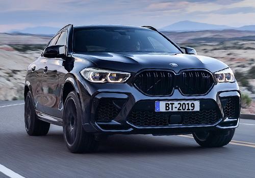 BMW X6 M velocidad
